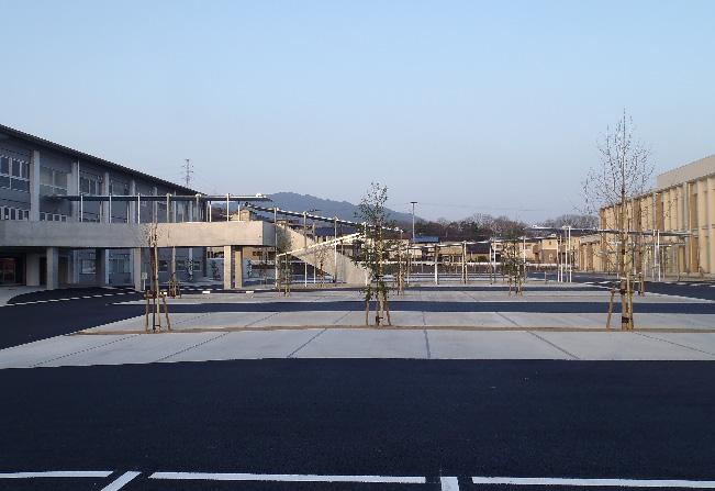 教育センター渡り廊下新築工事
